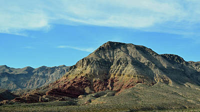 Photograph - Nevada No. 1-1 by Sandy Taylor