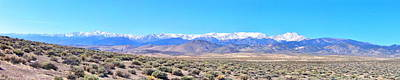 Photograph - Nevada Panorama by Marilyn Diaz