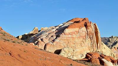 Photograph - Nevada Rocks 21 by John Hintz