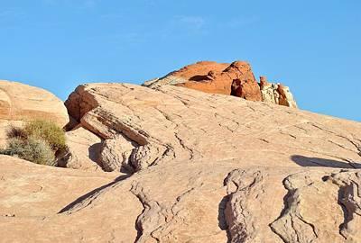 Photograph - Nevada Rocks 4 by John Hintz