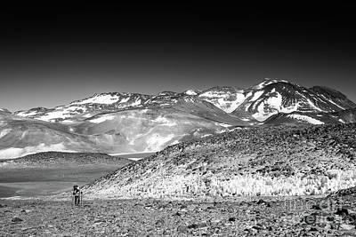 Photograph - Nevado Ojos Del Salado by Olivier Steiner