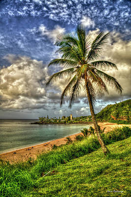 Photograph - Never A Dull Moment Waimea Bay North Shore Hawaii Collection Art by Reid Callaway