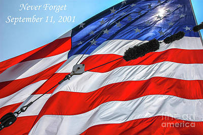 Photograph - Never Forget by Dale Powell