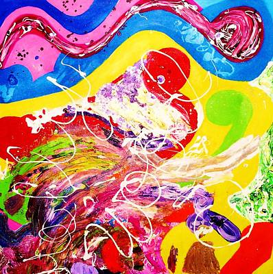 Etc. Mixed Media - Never Land by HollyWood Creation By linda zanini