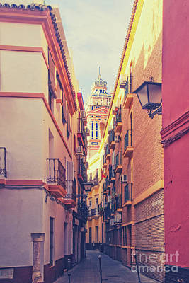 Photograph - Never Lost - Sevilla by Mary Machare