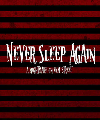 Digital Art - Never Sleep Again by Kyle West