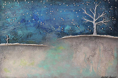 Painting - Never Stop Growing by Heather Haymart