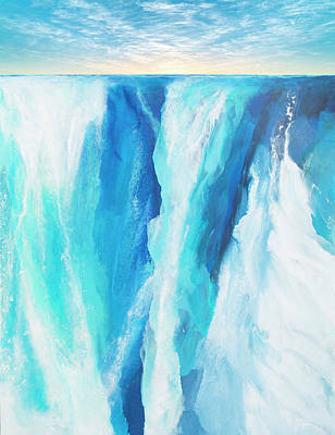 Painting - Never Thirst II by Linda Bailey