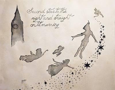 Neverland Original by Edwin Alverio