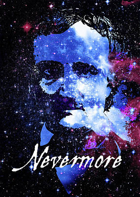 Digital Art - Nevermore by Gary Grayson