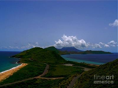Photograph - Nevis II by Louise Fahy