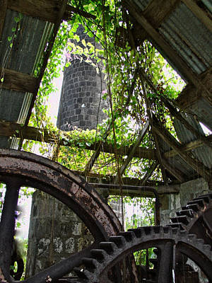 Photograph - Nevis Sugar Mill by Louise Fahy