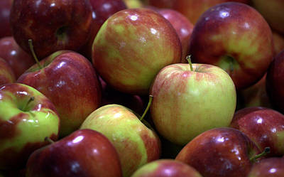 Photograph - New Apples by Joseph Skompski