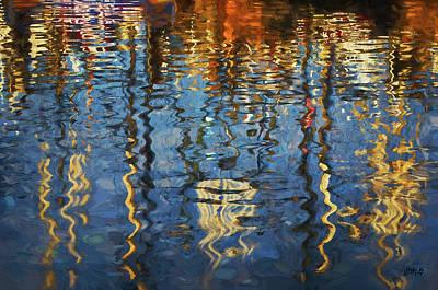 Photograph - New Bedford Waterfront No. 5 by David Gordon