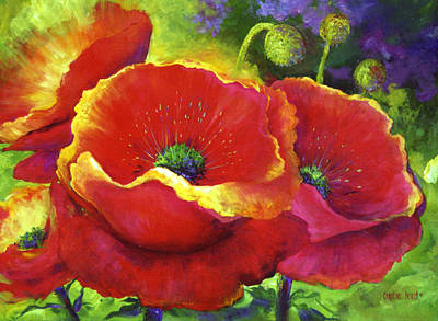 Painting - New Beginnings by Caroline Patrick