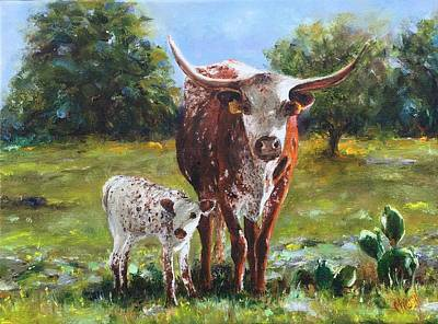 Painting - New Beginnings  by Cheryl Green