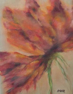 Painting - New Beginnings  by Kathy Stiber
