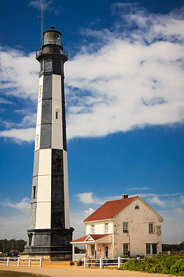 Photograph - New Cape Henry Lighthouse by Joni Eskridge