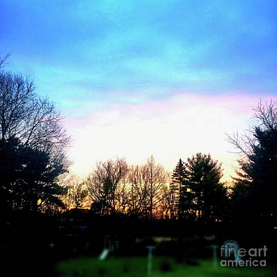 Frank J Casella Royalty-Free and Rights-Managed Images - New Dawn by Frank J Casella