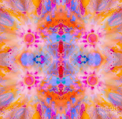Digital Art - New Day by Expressionistart studio Priscilla Batzell