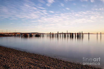 Photograph - New Day In The Bay by Sal Ahmed