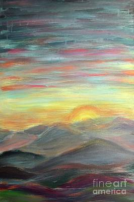 Painting - New Day by Lisa DuBois