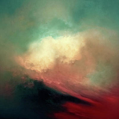 Abstract Landscape Royalty-Free and Rights-Managed Images - New Day by Lonnie Christopher