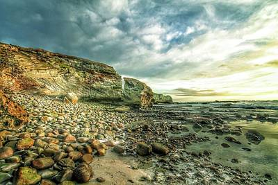 Arniston Photograph - New Day by Owen Bell