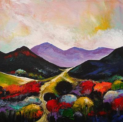 Painting - New Day by Skye Taylor