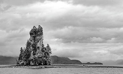 Photograph - New Eddystone Rock #2 by Peter J Sucy