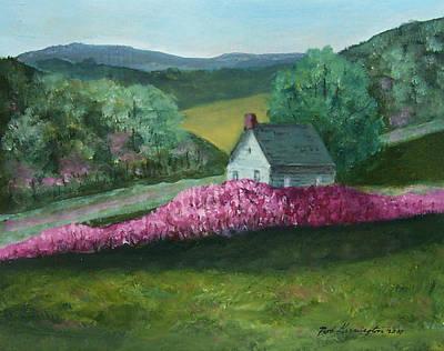 New England Spring Art Print