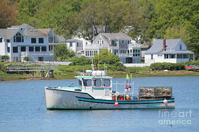 Photograph - New England Summer by Theresa Willingham