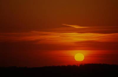 Photograph - New England Sunset by John Clark
