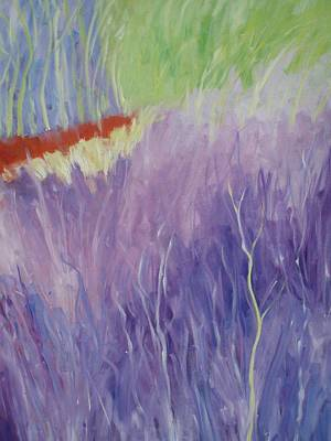Painting - New Growth by Tara Moorman