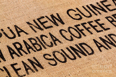 Photograph - New Guinea Coffee 04 by Rick Piper Photography