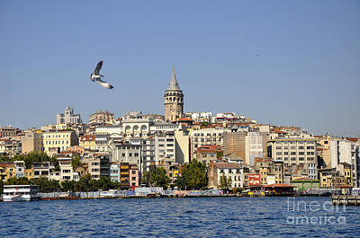 Photograph - New Istanbul by Andrew Dinh