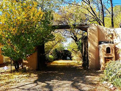 Photograph - New Mexico Adobe by Joseph Frank Baraba
