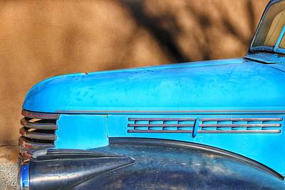 Photograph - New Mexico Chevy by Gia Marie Houck