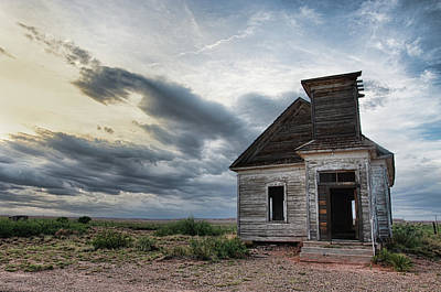 Photograph - New Mexico Church # 2 by Adam Reinhart