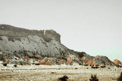Photograph - New Mexico Desert Mesa by Andrea Hazel Ihlefeld