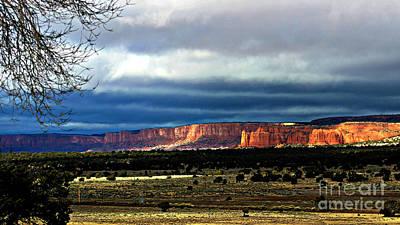 Photograph - New Mexico Horizon by Jenny Revitz Soper