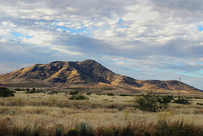 Las Cruces Photograph - New Mexico Morning by Gordon Beck