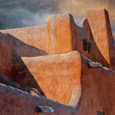 Photograph - New Mexico Museum Of Art, Santa Fe by Flying Z Photography by Zayne Diamond