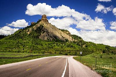 Photograph - New Mexico Pinnacle by Imagery by Charly