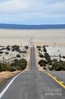 Photograph - New Mexico Road by David Arment