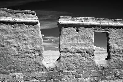 Photograph - New Mexico View by James Barber