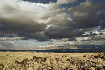 Photograph - New Mexico Volcano Countryside by Andrea Hazel Ihlefeld