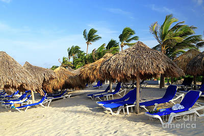 Photograph - New Morning At Punta Cana by John Rizzuto