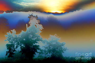 Art Print featuring the photograph New Morning Light by Jesse Ciazza