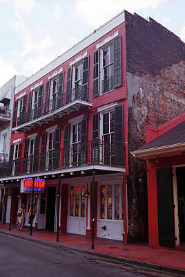 Photograph - New Orleans 2004 #6 by Frank Romeo